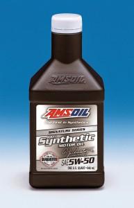 AMSOIL 5w-50 Motor Oil