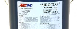 AMSOIL Sirocco Compressor Oil