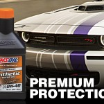 AMSOIL 0W-40 Signature Series motor oil