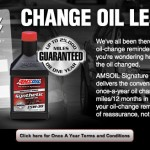 AMSOIL Adds 700-Hour Limit to Synthetic Signature Series Oil Drain Interval