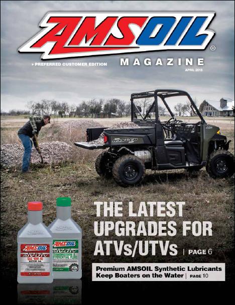AMSOIL UTV / ATV motor oils