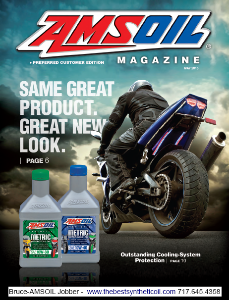 AMSOIL Magazine May 2015