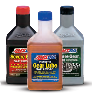 AMSOIL Gear Oils