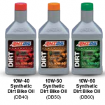 AMSOIL BROADENS MOTORCYCLE PRODUCT LINE