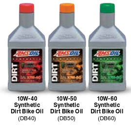 AMSOIL Dirt Bike Oils