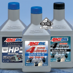 With the recognition of boating and fishing on the upward push, top rate AMSOIL synthetic lubricants keep you on the water