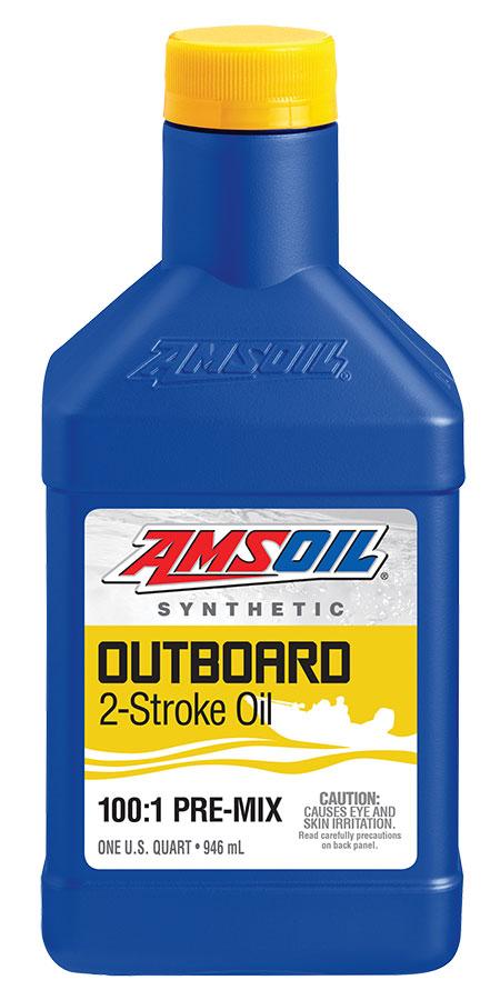 Outboard two stroke oil