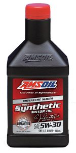 AMSOIL 5W-30 Signature Series