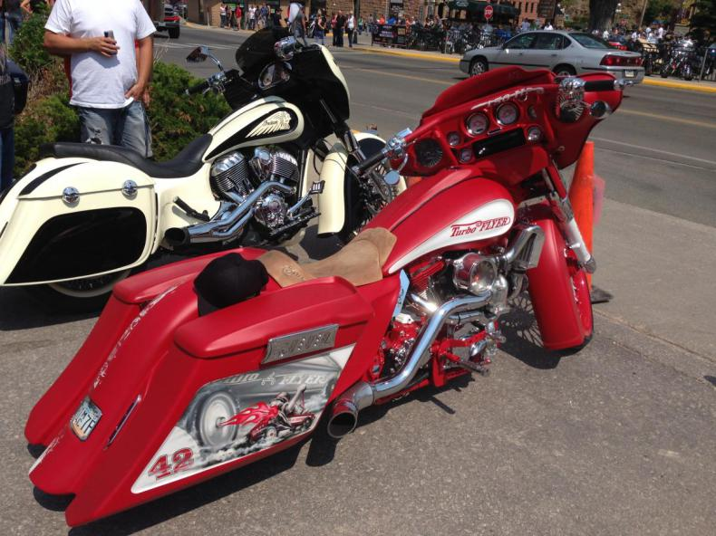 Red Bagger - VTwin