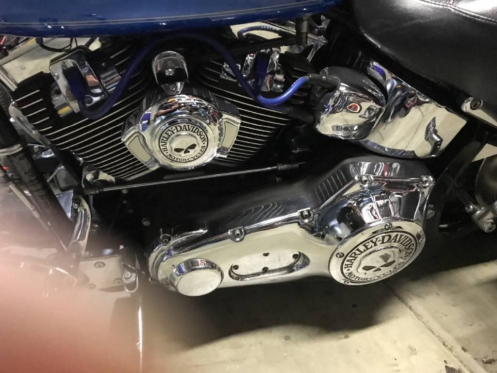 How to Change your Harley Davidson Transmission Fluid Change